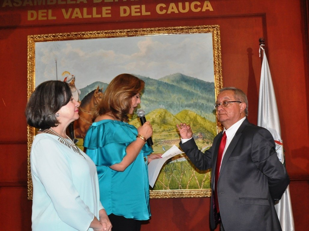 Se posesiona nueva Mesa Directiva de la Asamblea del Valle del Cauca 26