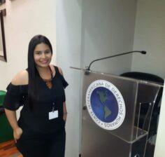 Karen Vanessa Peláez, joven abogada vallecaucana que se proyecta internacionalmente 7