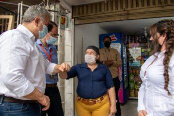 Reactivación económica del Valle del Cauca tema principal de visita del Presidente Duque  3