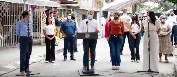 Reactivación económica del Valle del Cauca tema principal de visita del Presidente Duque  5