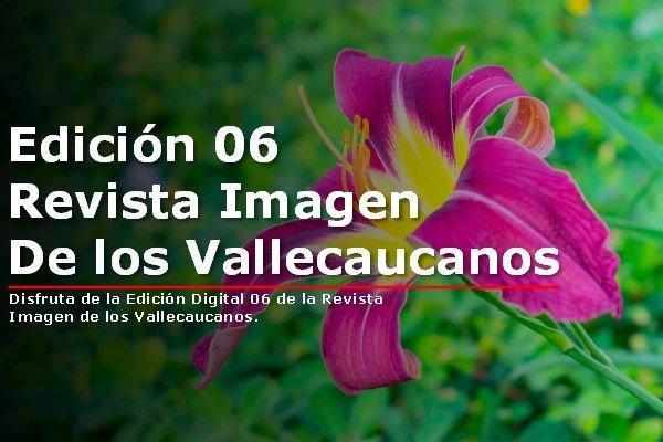 Edición digital 06 Revista Imagen de los Vallecaucanos