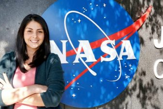 Diana Trujillo, la vallecaucana que por primera vez en español narró en vivo una misión de la Nasa