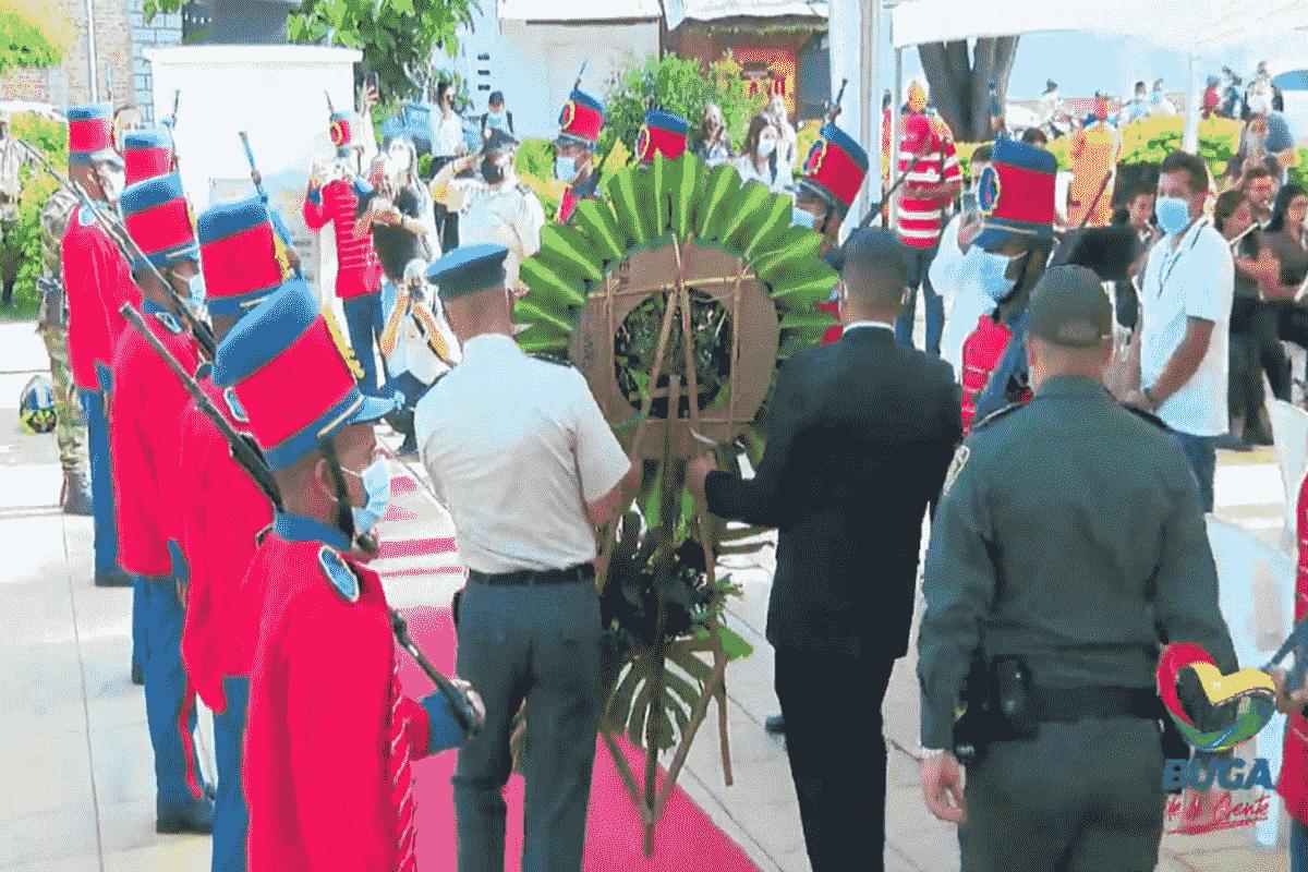 Buga inició celebración de cumpleaños 451 con actos en el Parque Fuenmayor 26