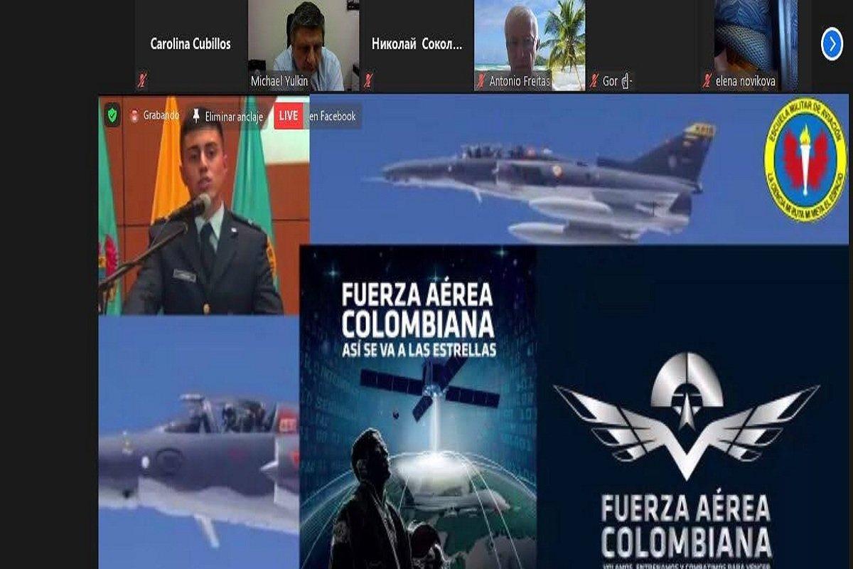 Escuela Militar de Aviación presenta cinco libros en II Feria Virtual del Libro Académico 4