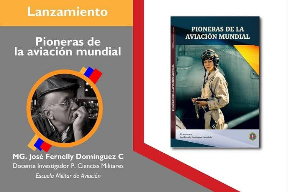 Escuela Militar de Aviación presenta cinco libros en II Feria Virtual del Libro Académico 3