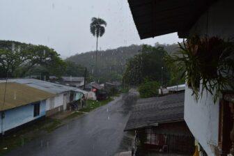 Declaración de emergencia por lluvias en Buga