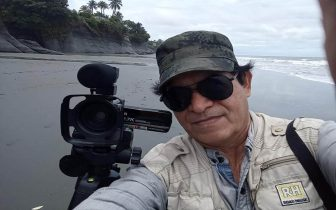 Leonardo Agudelo, el autor del tema de Obama, cuenta historias, mitos y leyendas del Pacífico 2