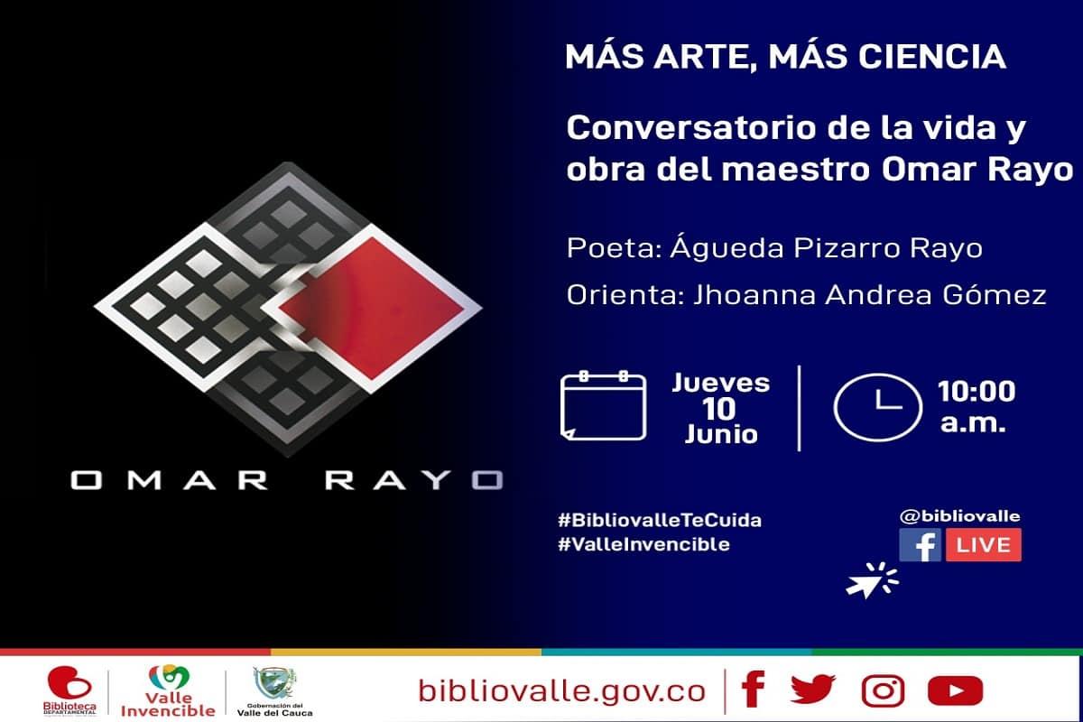 Conversatorio para conmemorar vida y obra del maestro Omar Rayo 25