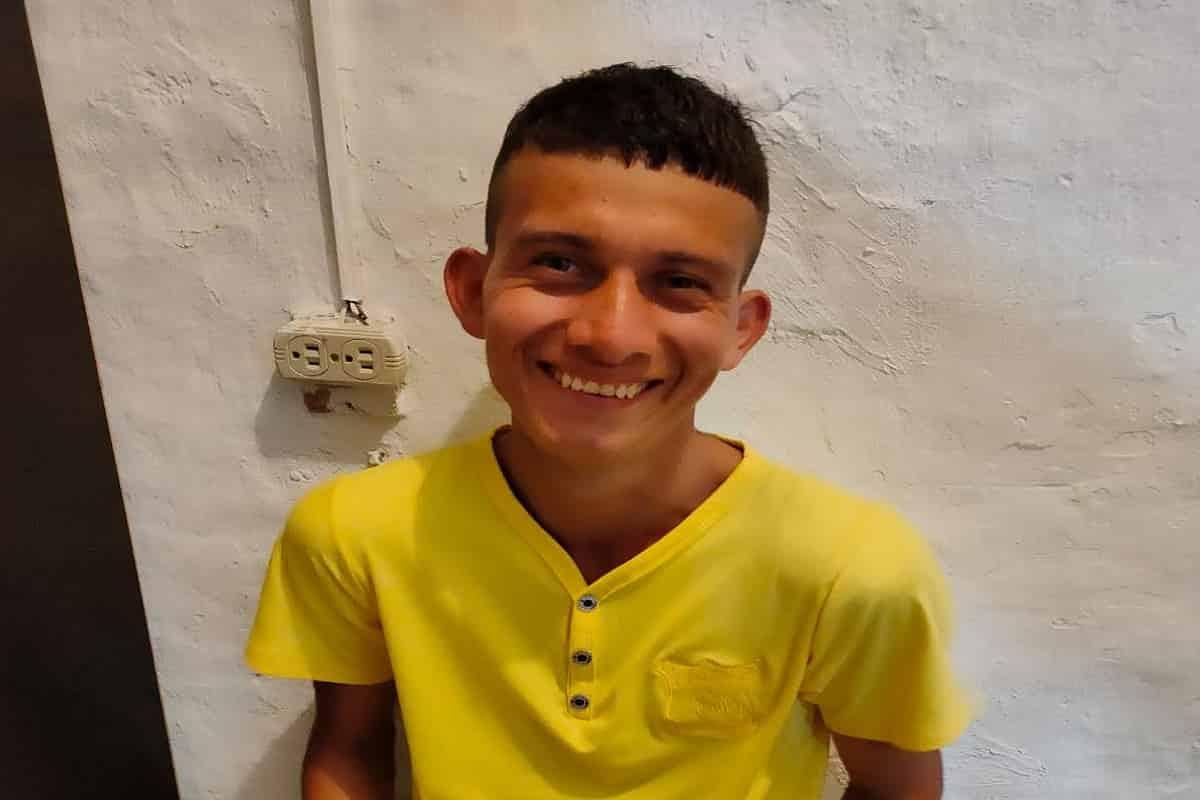 Al encuentro de un desaparecido,el hallazgo de Juan David Fuenmayor 25