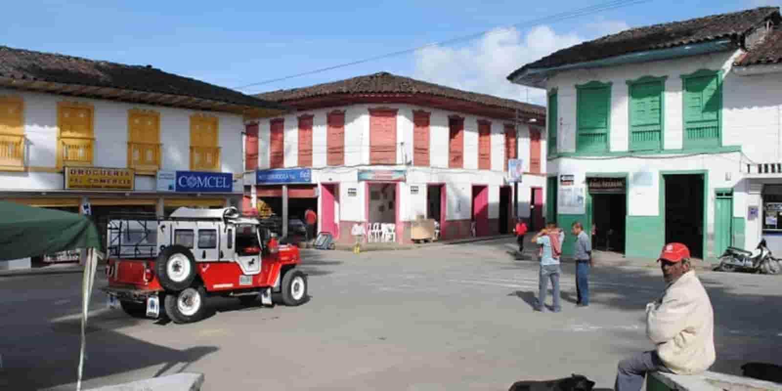 El Dovio, el municipio vallecaucano de las aguas 40