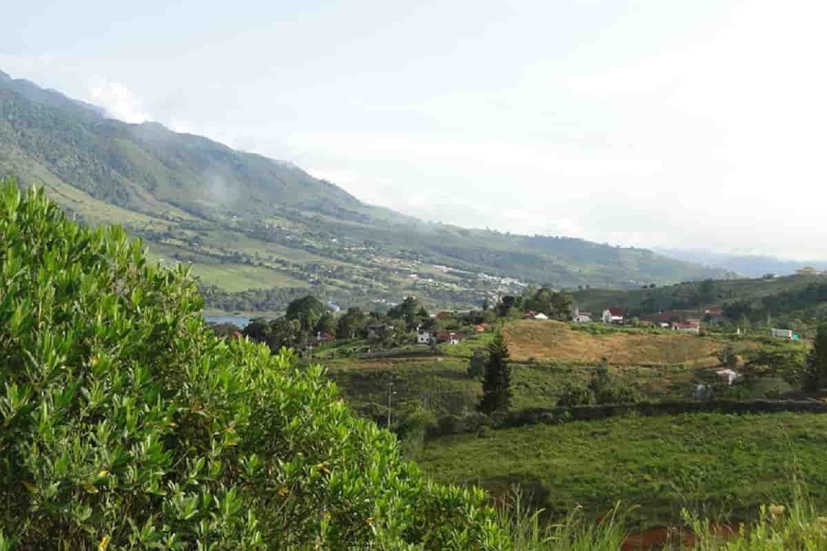 Calima El Darién,el municipio vallecaucano con el paisaje que recuerda a Suiza 2