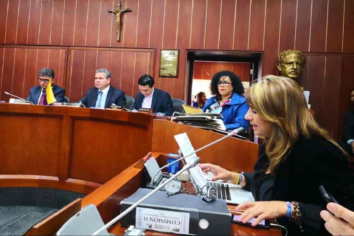 Ante inseguridad insoportable en el Valle Comisión Segunda sesiona en Tuluá 31