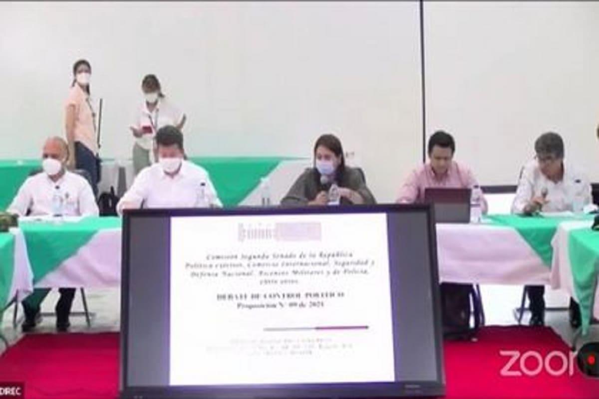 Debate sobre inseguridad de la Comisión Segunda del Senado en Tuluá, análisis y conclusiones 33